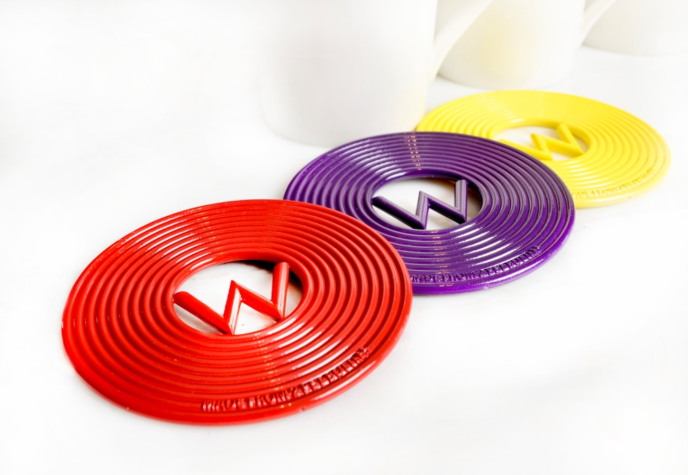 W Taipei Trash Redesign - Lollypop Coaster