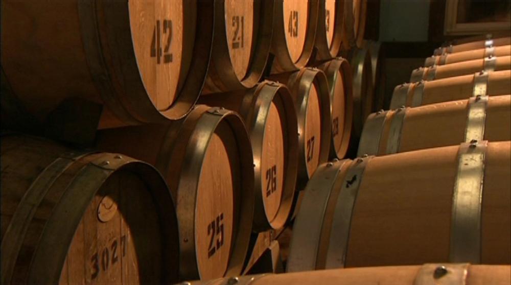 P26. 下北葡萄酒莊 儲酒桶